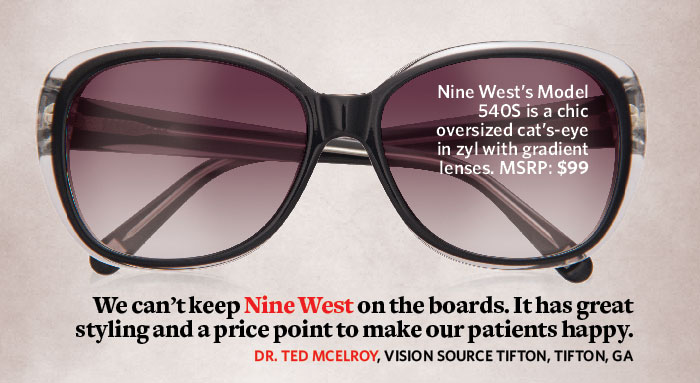 Hot Seller eyewear frames Nine West