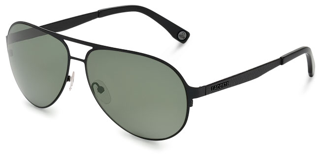 Double-bar aviators from Lacoste