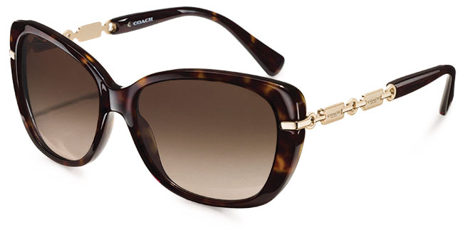 Coach HC 8131 sunglasses