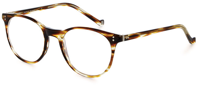 HEB 148 eyeglass frames from Hackett Bespoke