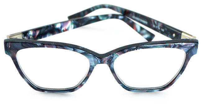 Covington eyeglass frames from Seraphin
