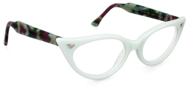 Tang eyeglasses from Victory Optical