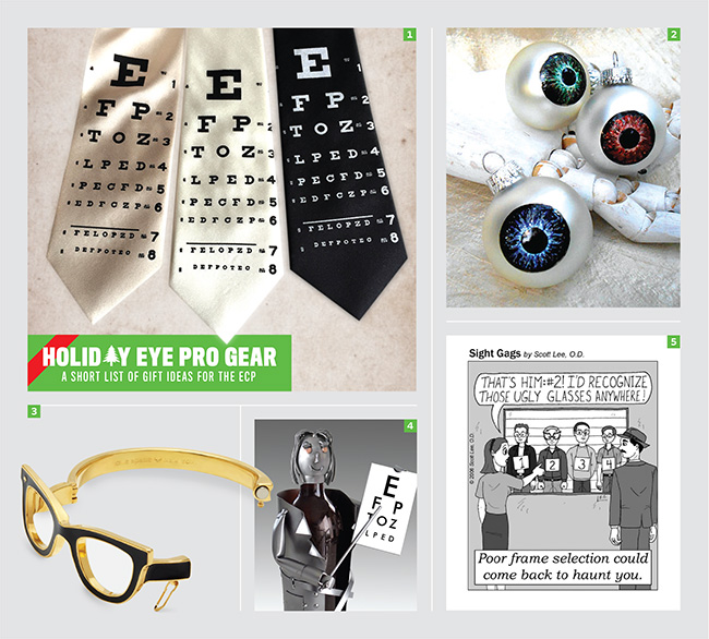 Holiday for eyecare pros for October 2015