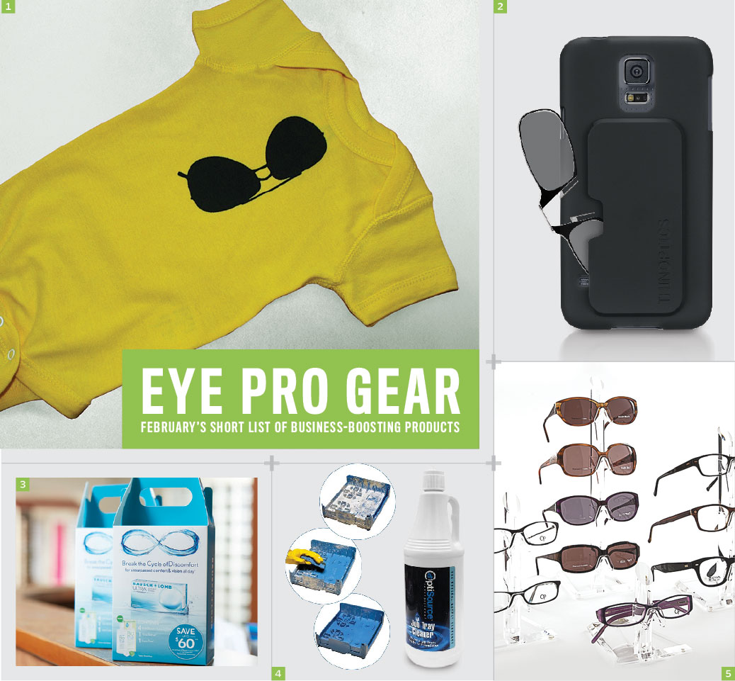 Roundup of best gear for eyecare professionals