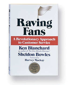 Raving Fans by Ken Blanchard