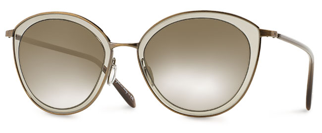 Gwynne sunglasses from Oliver Peoples