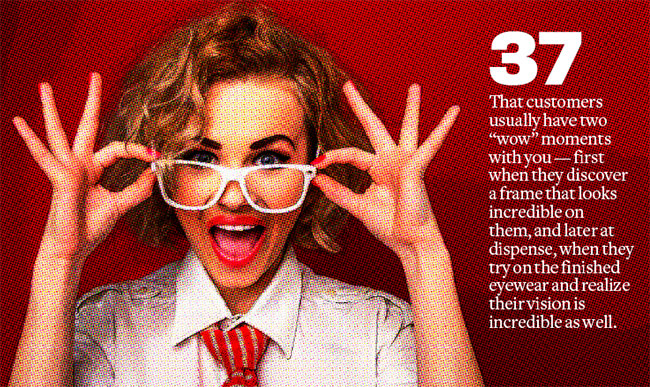50 Awesome Things About the Eyecare Business