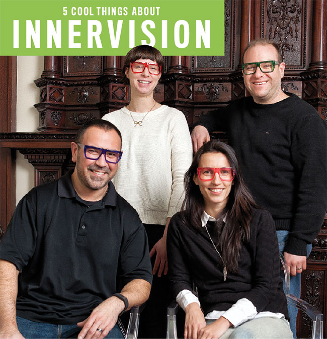 The InnerVision team