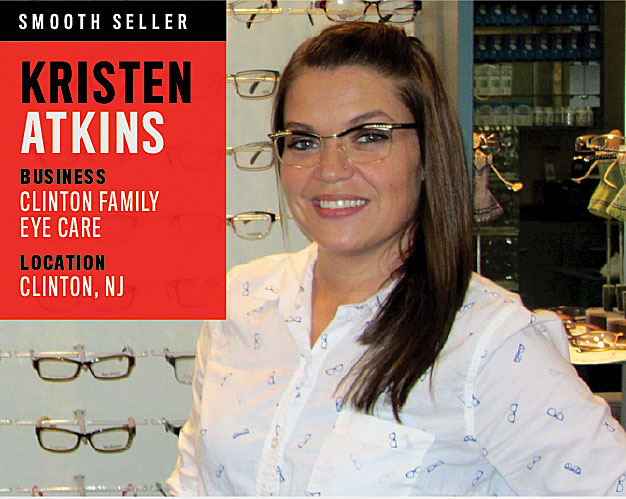 top sellers optical sales eyecare business