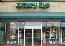 Eyecare business anniversary Clary Eye Associates