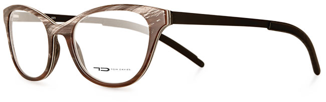 Ultra-light buffalo horn frames from TD Tom Davies