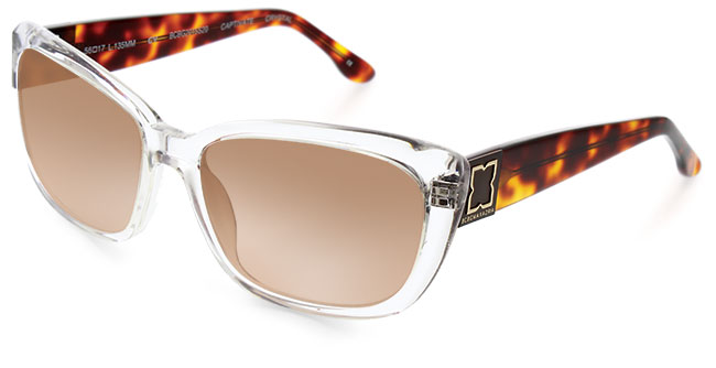 Captivate sunglasses from BCBGMAXAZRIA