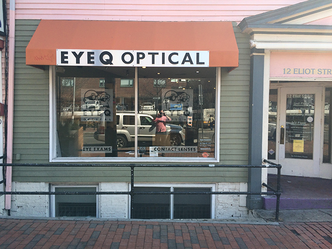 America's Finest Fine-alist: Eye Q Optical