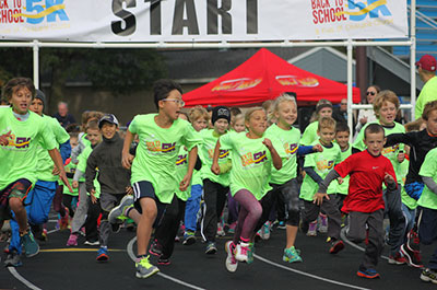 PineCone Vision Center Back to School 5K