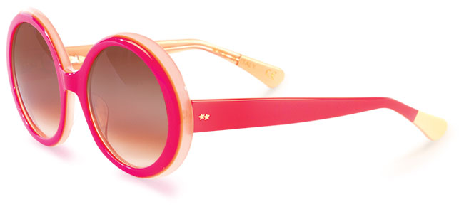 Olivia sunglasses from Patty Paillette