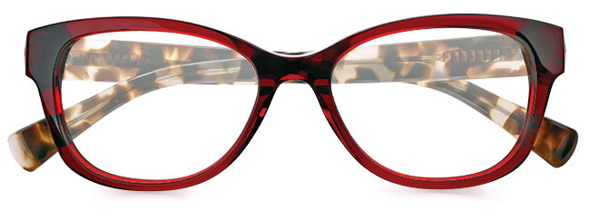 CH5006 eyeglass frames from Cole Haan