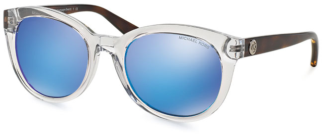 Champagne Beach sunglasses from Michael Kors