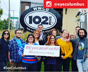 Eye Columbus Instagram account