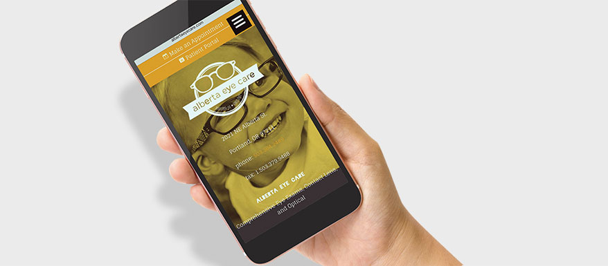 Six Eyecare Businesses Doing Their Mobile Websites Right