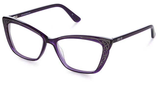 Model AS502 eyeglasses from Anna Sui