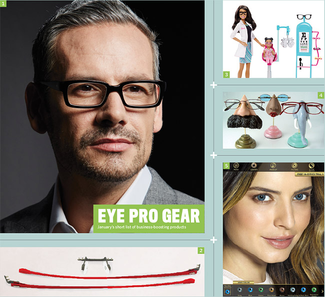 Best stuff for eyecare pros for February 2016