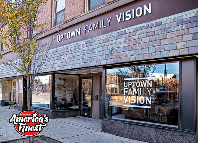 Uptown Family Vision exterior