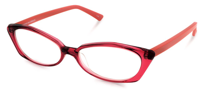 Roxy reading glasses from Corinne McCormack