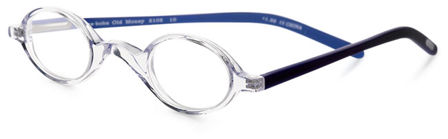 Old Money reading glasses from Eyebobs