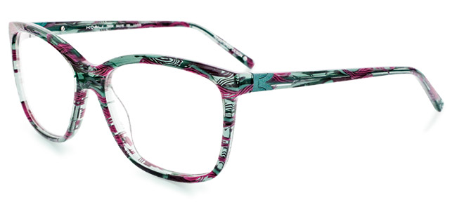 Clematis eyeglasses from Koali