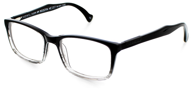 Modern Heist eyeglasses from Mark Ecko Cut & Sew