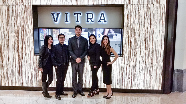 Team at Vitra eyewear