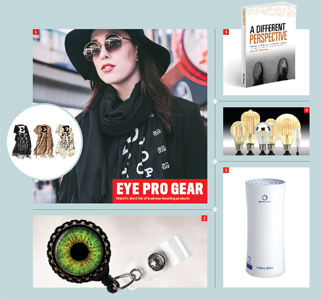 Best stuff for eyecare pros for March 2016