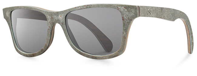 Canby Stone sunglasses from Shwood Eyewear
