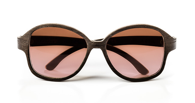 Bella sunglasses from Woodone