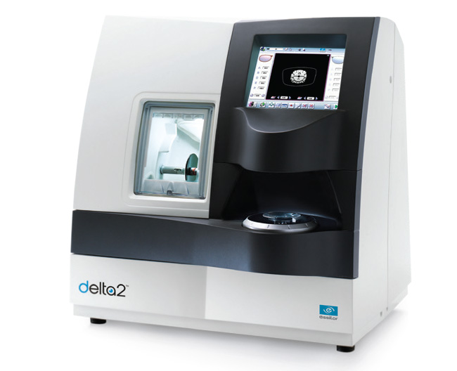 Delta2 from Essilor Instruments USA