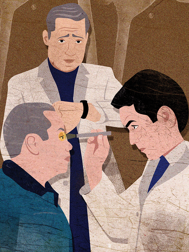 Real Deal: The Case of the Meticulous Doctor