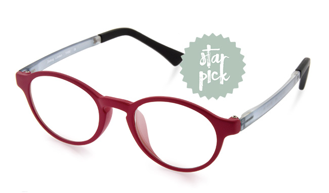 ZB 1010 kids' frames from Zoobug