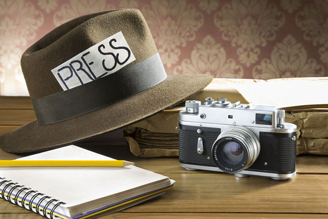 To Get More Publicity For Your Business, You Have to Think Like a Journalist