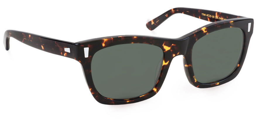 Yona sunglasses from Moscot