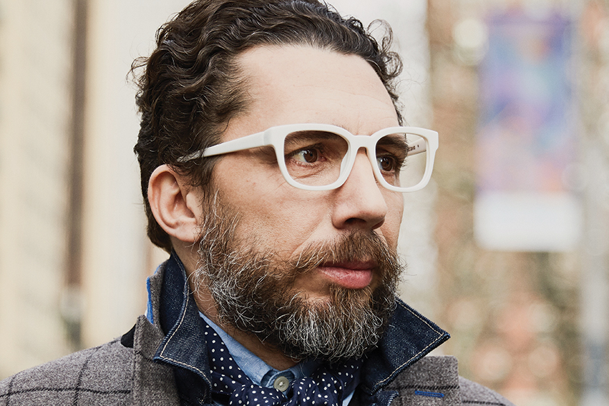 Ottavo eyewear from Mucca Design