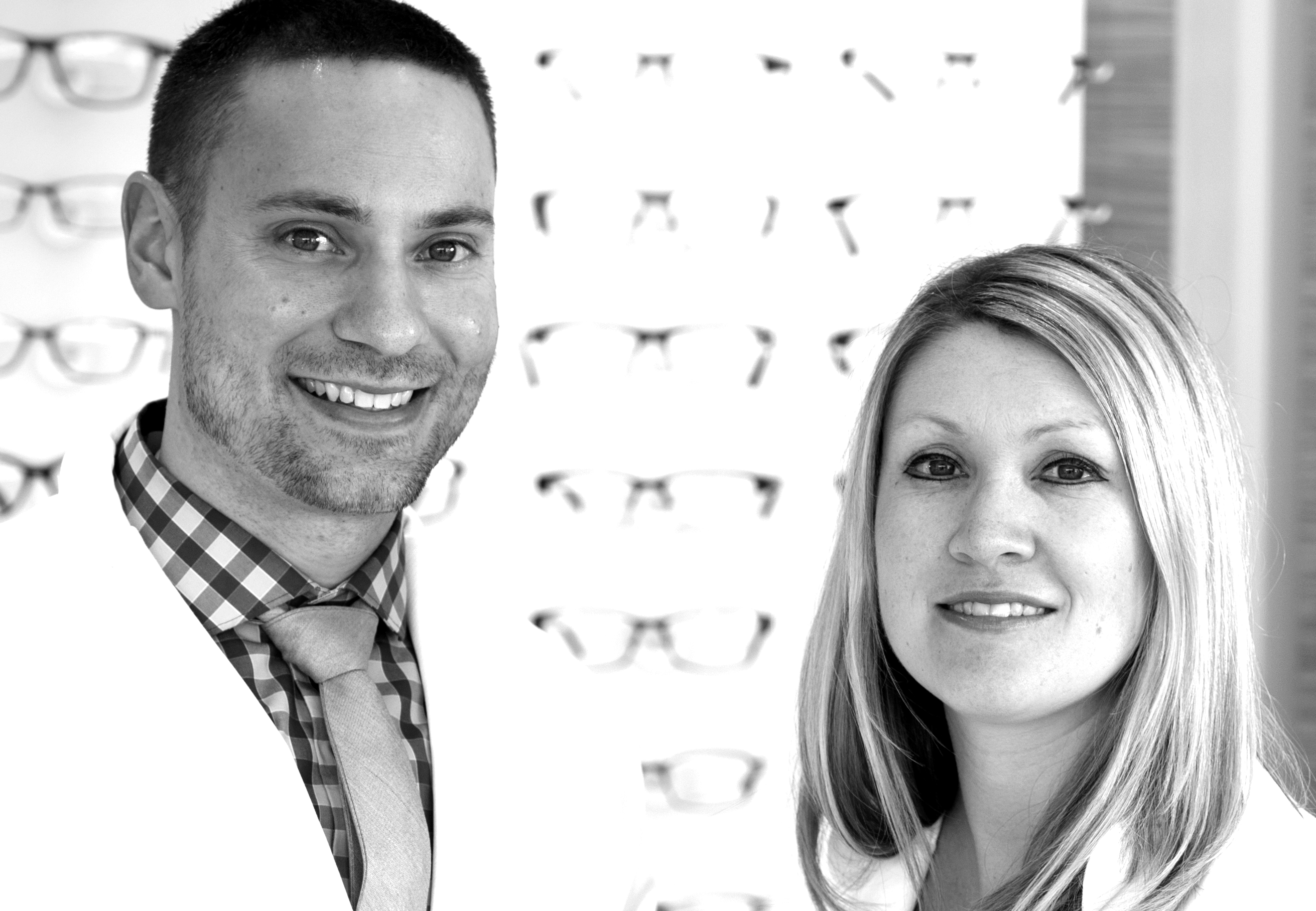 Michigan Optometry Duo Sees Their Way to Success