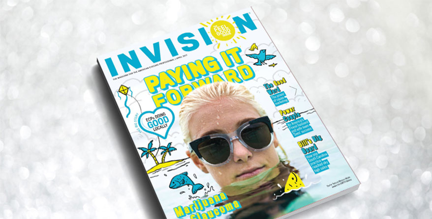 INVISION April cover