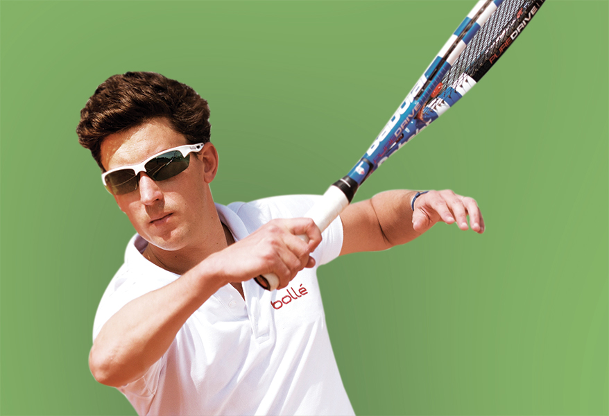 Serve Aces With Lenses Designed for Tennis Players