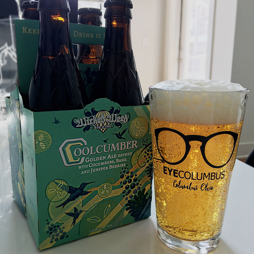 Craft beer from Dr. Craig Miller