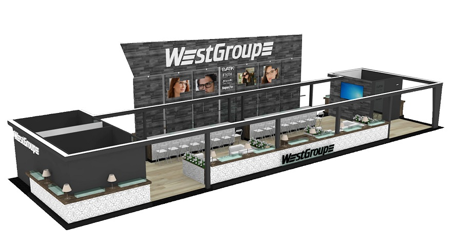 INVISION Westgroupe booth