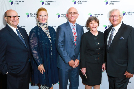 Lighthouse Guild Celebrates Vision and Health at LightYears Gala