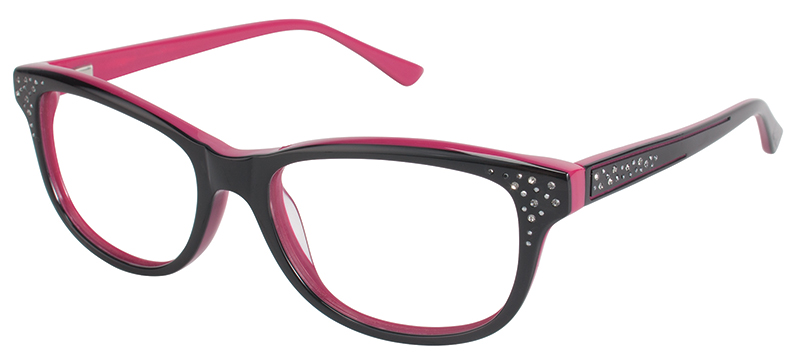 L'Amy America Launches Nicole Miller Jeweled Ophthalmic Eyewear
