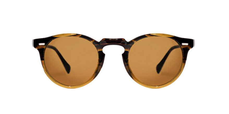 Gregory Peck 47 Sun by Oliver Peoples