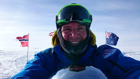 Rudy Project Helps Two-Time Cancer Survivor Scale the World's Highest Peaks