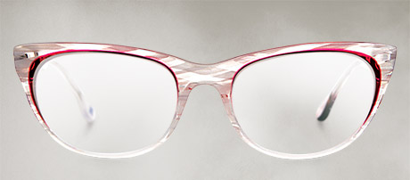 0f96e90ce88 COPPE   SID The artisan label s Victoria-SEZ model front features two  different acetates
